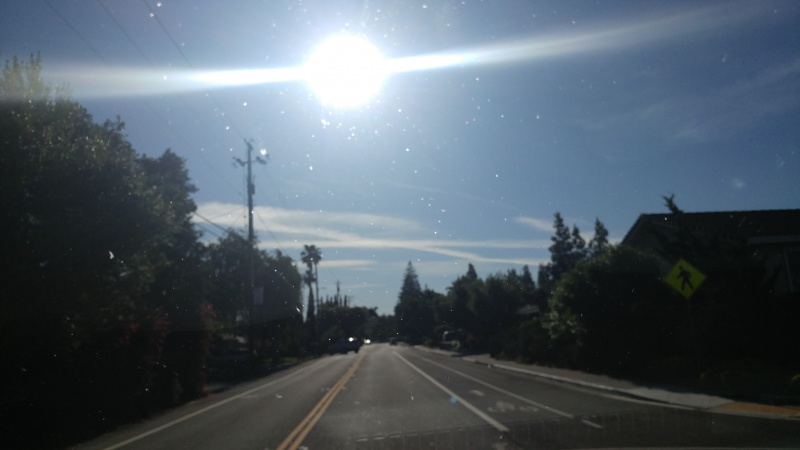 Chemskies Over Central California